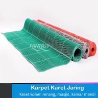 Karpet Kamar Mandi Antislip Alas Kamar Mandi Karpet WC 50cm