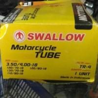 Ban Dalam Motor Swallow 350/400-18 3.50/4.00-18