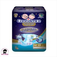 CONFIDENCE Popok Dewasa Anti Bakteri M15 / M 15