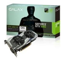 Vga Card Galax Geforce Gtx 1060 Oc (Overclock) 6Gb Ddr5 Mataharibarat