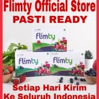 Flimty 1 Sachet Minuman Fiber Herbal Pelangsing Penurun Berat Badan