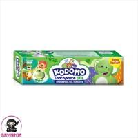KODOMO Toothpaste Gel Pasta Gigi Anak Melon 45 g