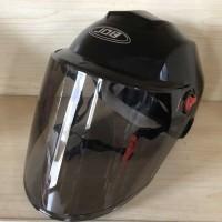 Nuoman Helm Sepeda Skuter Motor Elektrik Half Face - 316