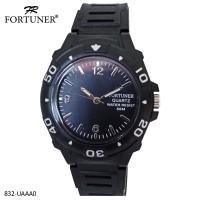 Fortuner Original Jam Tangan Pria Garansi Analog Rubber 832-UAAA0