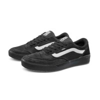 Sepatu Sneakers Skateboard Vans Ave Pro Black White Original 100% Bnib