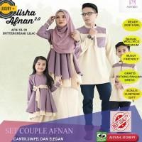 BAJU SET COUPLE MUSLIM FAMILY MAXI DRESS GAMIS CASUAL ELEGAN FAMILY -