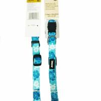 Kalung Anjing / Avenue Adj Dog Collar Medium Hawaiian Splash 75316
