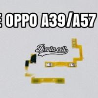 Flexible Connector Volume Oppo A39 - Oppo A57 - Flexibel Fleksible