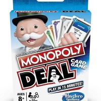 Monopoly Deal Card Board Game