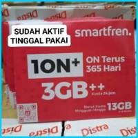 SMARTFREN ION 3GB 13GB SUDAH AKTIF 1 TAHUN SIAP PAKAI