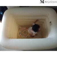Baby Spa Kolam Renang Berenang Tempat Bak Mandi Bathtub Anak Bayi Bath