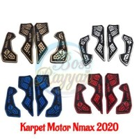 Karpet Motor Tebal Khusus Yamaha All New Nmax 2020