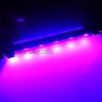 Lampu Led aquarium 20cm WARNA PINK / WARNA MERAH (aman bila dicelup)