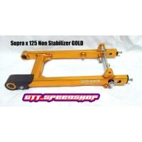 SWING ARM DRAKE RACING NON STABILISER UNTUK SUPRA X125 DD & KARISMA