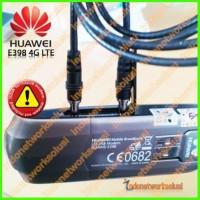 PIGTAIL ADAPTER KONEKTOR ANTENA untuk MODEM 4G LTE HUAWEI E392 E398 ZT