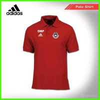 Polo shirt adidas pssi inisial Grosir