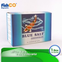 Blue Salt Concentrate 1 box isi 24 Sachet