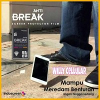Anti Break Vivo Y21 Y28 Y31 Y35 Y51 Y53 Y55 Y55s - Anti Gores TPU Jell