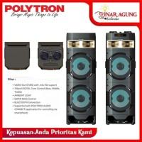 POLYTRON SPEAKER AUDIO PAS 10D28 PAS10D28 USB BLUETOOTH