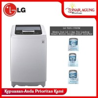 LG MESIN CUCI TOP LOADING 11KG SMART INVERTER T2311VSPM - RESMI
