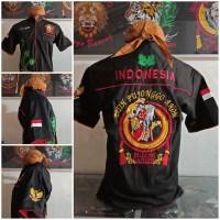 Baju Reog Bordir Patih Pujonggo Anom Baju Bujang Ganong Baju Budaya