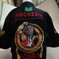 [COD] Baju bordir motif bujang ganong terbaru / baju budaya ponorogo