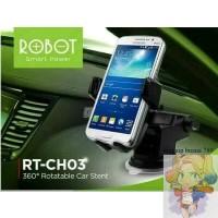 Car Holder holder mobil HP Mobil Vivan Robot RT-CH03 Docking HP m0bil