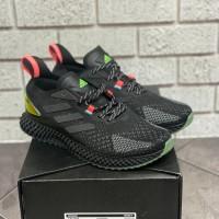 Sepatu Lari Terbaru Adidas X9000 4D Core Black Signal Pink Murah - 5 2