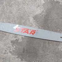 Star Bar Chainsaw 22 Inch Sprocket Nose Bar Mesin Potong Kayu 22 In