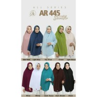 Hijab Arrafi Terbaru AR 445 Syari