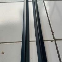 weather strip pelipit karet kaca luar depan Agya aila