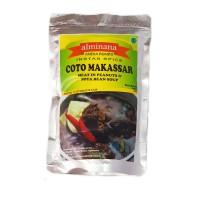 Bumbu Coto Makassar Asli Alminana 80 g Oleh Oleh Khas Sulawesi Selatan