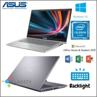 Laptop ASUS VIVOBOOK A416MA N4020 RAM8GB HDD1TB INTEL UHD GRAPHIC
