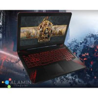 Laptop Asus TUFF FX504GD E4309T Core i7 RAM8GB HDD1TB NVIDIA GTX1050