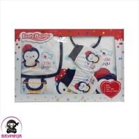 LUSTY BUNNY Baby Gift Set Paket Kelahiran Pakaian Bayi - BS 8001