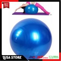 Bola Yoga/ Gym Ball Balon Fitness Gym Olahraga Exercise Pilates