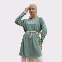 Nobby Hijab - Defa Tunik - Atasan Wanita