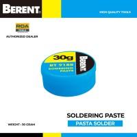 Berent Pasta Solder 30 Gram Minyak Soldering Paste Flux Cream BT9188