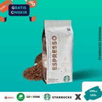 Biji Kopi Starbucks Original Espresso Blend Dark Roast Arabika 250gr