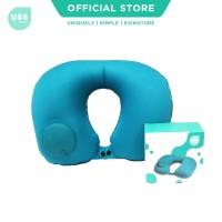 USS Inflatable U-Pillow / Bantal Leher Angin / U Pillow