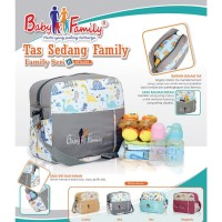 Tas Bayi Baby Scots Scoots Scot Scoot Medium Baby Family 6 BFT6201