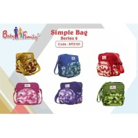 Tas Bayi Baby Scots Scoots Scot Scoot Kecil Family BFT2101