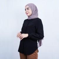 Nobby Hijab - Crinda Shirt - Atasan Wanita - Kemeja Wanita