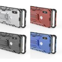 Xiaomi Redmi Note 7 XRAY ICEFROST Hybrid Kickstand Clear Armor Case