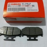 Dispad belakang kampas rem yamaha R15 all new V3 2017 LED VVA 155 B97