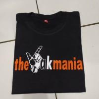 Kaos t-shirt baju the Jakmania persija jakarta / jak mania / jak angel