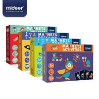 Mideer Magnetic Game / Mainan Edukasi / Mainan anak