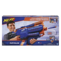 Nerf Nstrike Infinus Not Regulator Not Rapidstrike