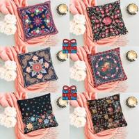 Bantal Sofa Bohemian Embroidery 40x40 cm - Pusat Kado Murah