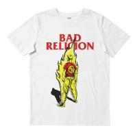 Kaos Musik Pria Baju Band Bad Religion Unisex Tshirt Pakaian Original